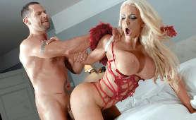 Porno dojrzałej kobiety  - Nicolette Shea, Blondynki
