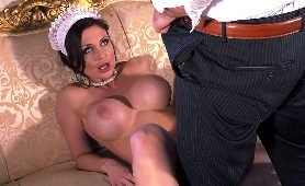 Erotyczne Filmiki Free - Aletta Ocean, Służąca