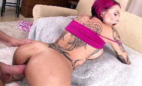 Mocny Sex - Anna Bell Peaks, Cycate