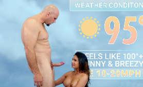 Sex z latynoską pogodynką - Katana Kombat, Sex Hd
