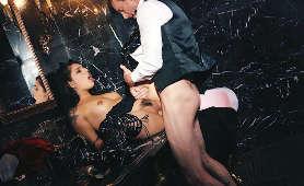 Mocne Filmy Porno - Gina Valentina, Owłosione Cipki
