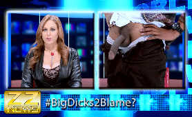 Sex Tv Hd - Julia Ann, Czarny Kutas