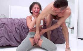 Ostre Porno Free - Abella Danger, Palcowanie Cipki