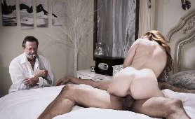 Sex filmy cuckold - Penny Pax, Tyłeczek