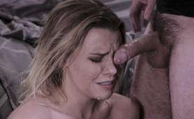 Jest pieprzona i dostaje wytrysk na twarz - Aubrey Sinclair, Tommy Pistol, Wytrysk Spermy