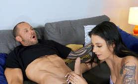 Filmy erotyczne nastolatki robiącej loda - Scott Nails, Melody Foxx, Sex Oralny