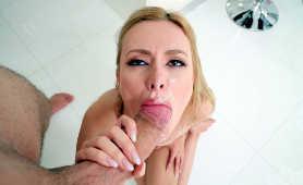 Gruby penis w ustach - Kennedy Kressler, Porno Hd