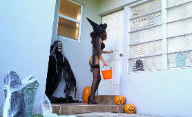 Filmiki Porno na halloween - Cecilia Lion, Sex Hd