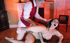 Sex nimfomanki na stole - Ivy Lebelle, Sex Hd